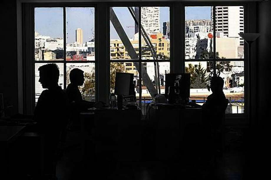 Posterous, a blogging platform built around e-mail, has offices in San Francisco's Mission District. Photo: San Francisco Chronicle / San Francisco Chronicle