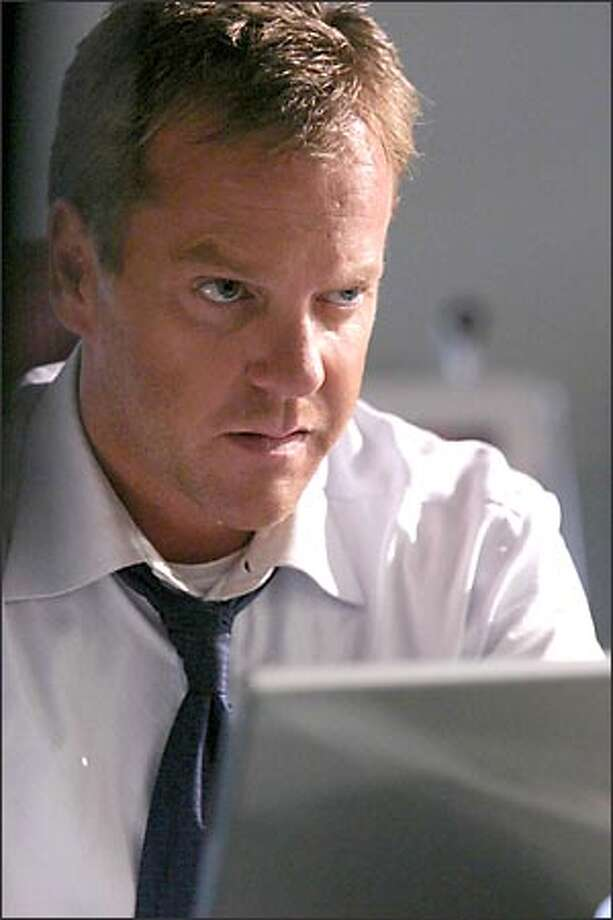 "Veteran star player ""24"" now has Jack Bauer (Kiefer Sutherland) facing a formidable drug lord. Photo: Fox / Fox"