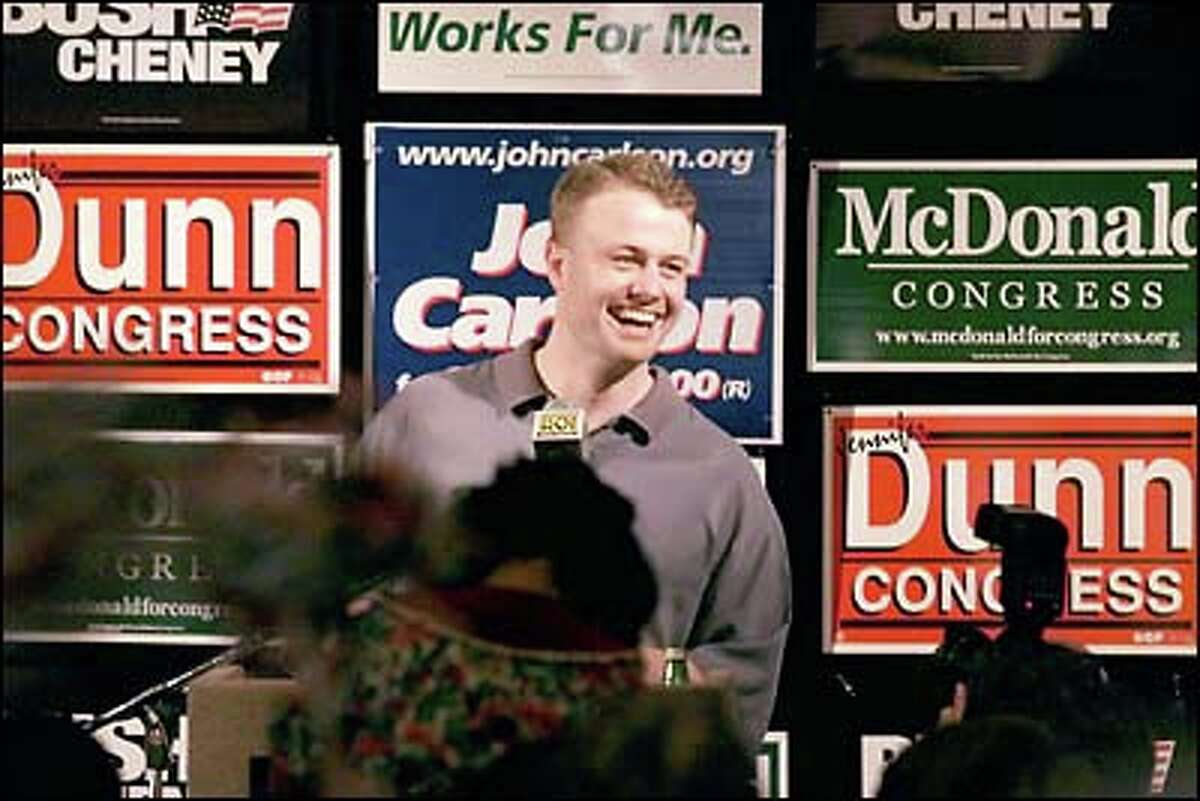 Tim Eyman has enjoyed Republican support through his initiative promoting careet. But Mainstream Republicans of Washington have come out against I-976, Eyman's $30 car tab measure on this year's ballot.