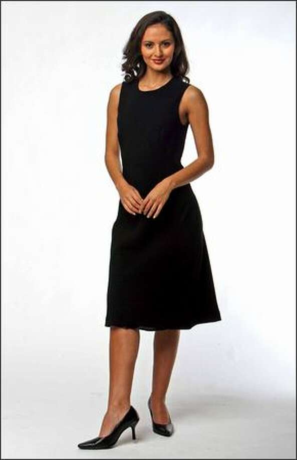 The basic black dress is fine for virtually any occasion. And after 80 years, the LBD, first promoted by Coco Chanel, is still wildly popular. Photo: Atlanta Journal-Constitution / Atlanta Journal-Constitution