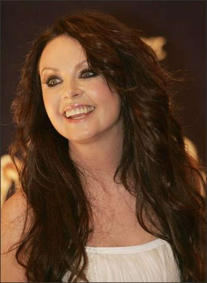 British classical singer Sarah Brightman performed Sunday at Everett's Comcast Arena. Photo: Getty Images / Getty Images
