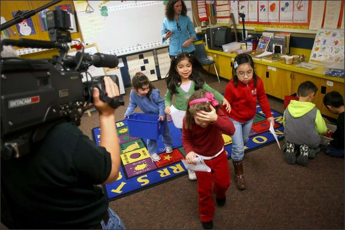 Maple Elementary School, Seattle Public SchoolsOverall: A-Academics: A-Diversity: ATeachers: A