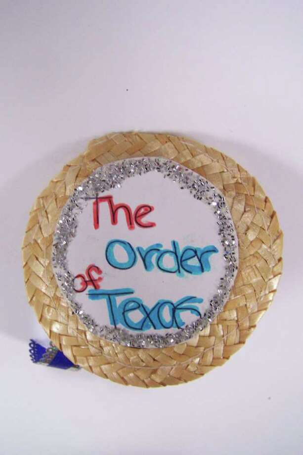 """The Order of Texas,"" by Kaela Asadourian, 13 Photo: Express-News"