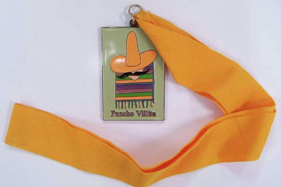 """Pancho Villita,"" by Lloyd W. Jary Photo: Express-News"
