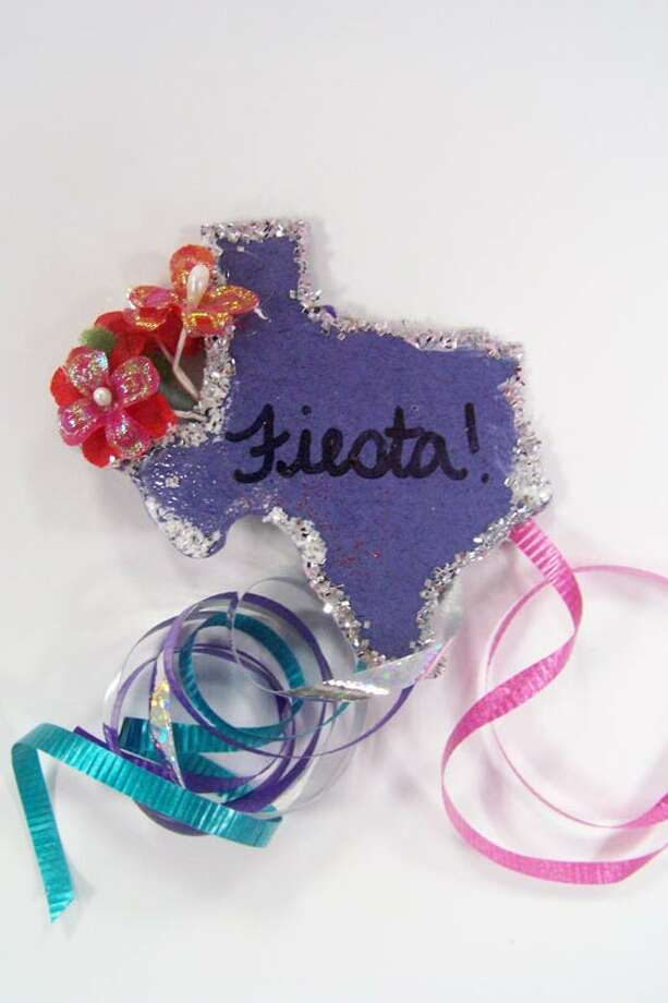 """Fiesta Tejas,"" by Brianna Mirachi Photo: Express-News"