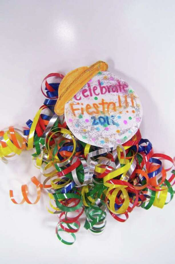 """Celebrate Fiesta 2011,"" Ally Ortegon, 13 Photo: Express-News"