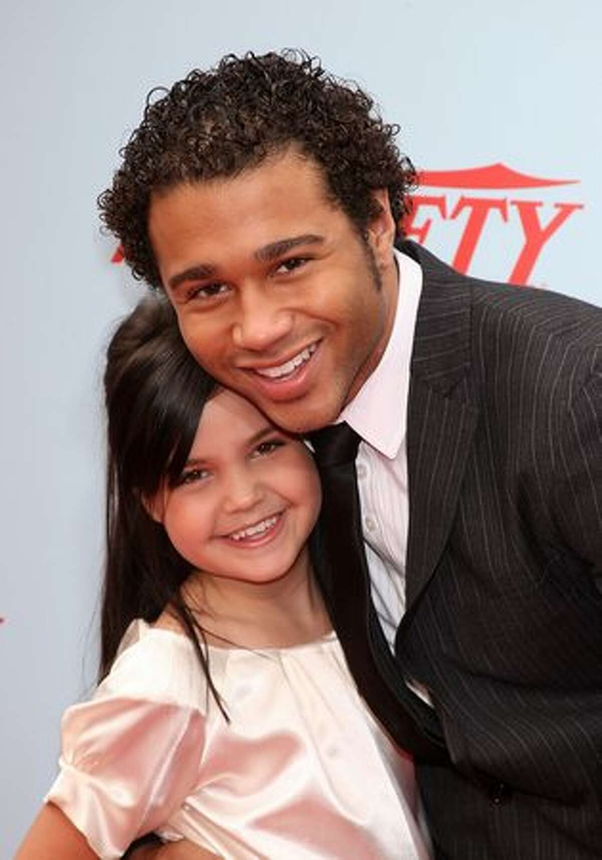 Actors Bailee Madison and Corbin Bleu arrive at Variety's 3rd Annual Power of Youth Event at Paramount Studios, on December 5, 2009 in Los Angeles, California.