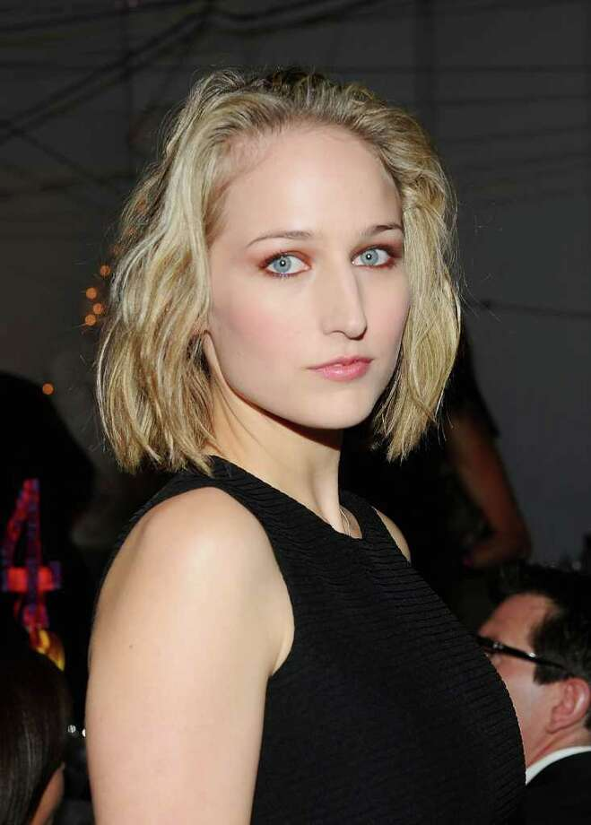Actress Leelee Sobieski attends the Tribeca Ball 2011 at the New York Academy of Art in New York City. Photo: Jamie McCarthy, Getty Images For New York Academ / 2011 Getty Images