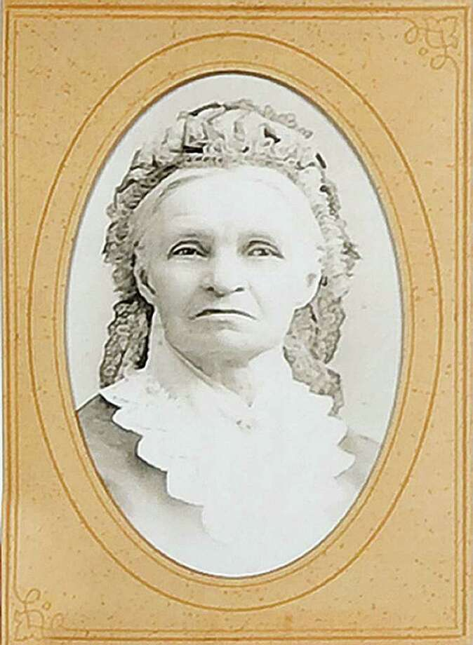 A photograph of Almira Ambler, a Danbury woman who served as a Civil War Nurse., is shown in this photograph. Photo: Contributed Photo / The News-Times Contributed