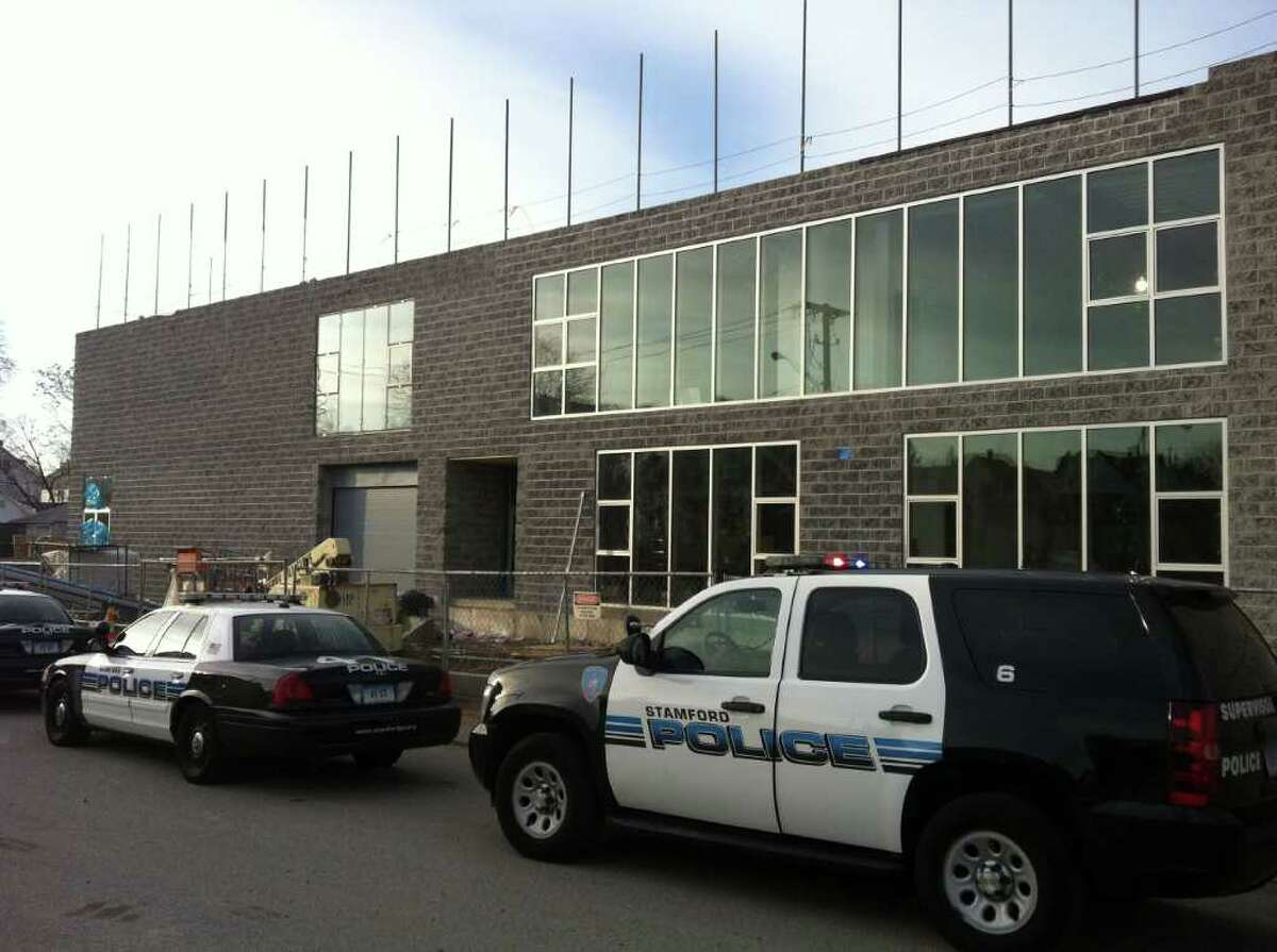 An apparent suicide of a worker at the yet-to-be-opened Waterside School on Pacific Avenue in the city's South End is under investigation by police and the state's chief medical examiner's office. Police were called to the construction site just after 7 a.m. after a worker found an male electrical contractor hanging inside the building.