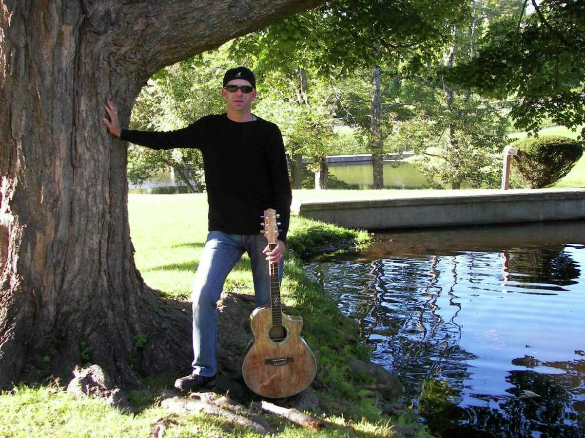 Patrick James McHenry will perform at Two Steps in Danbury on Wednesday evening.