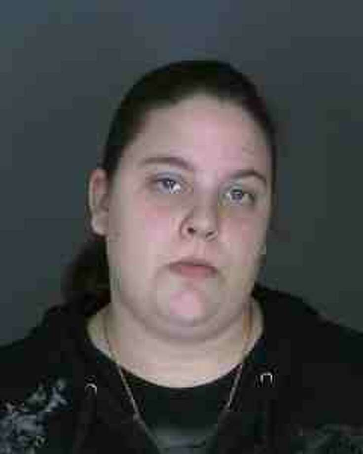 Elyse Jacobs, 23, of Schenectady, is charged with grand larceny and identity theft. (Glenville police photo)