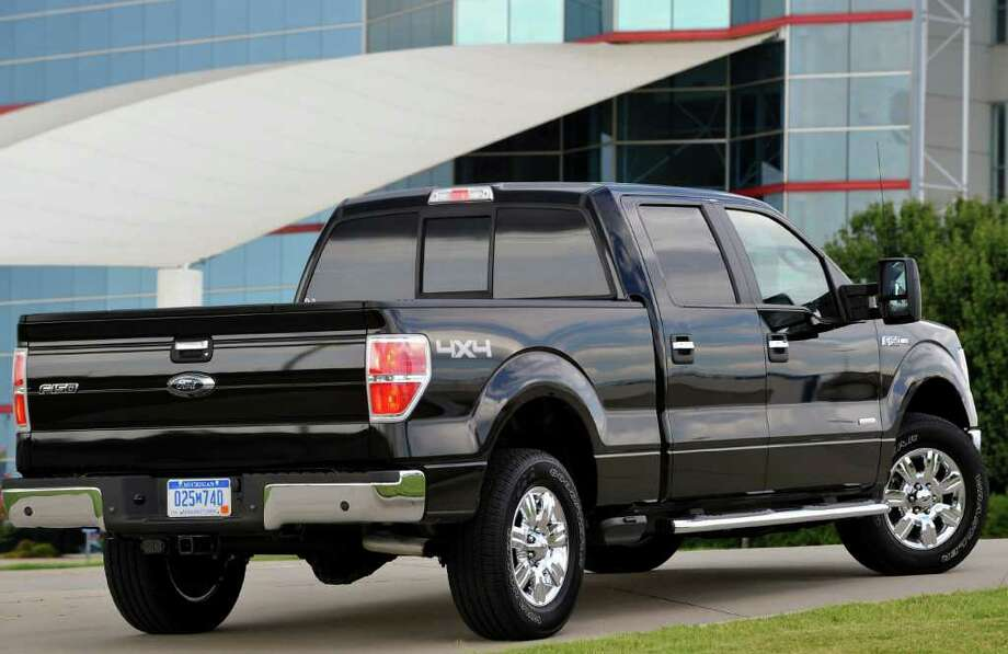 The Ford F-150, America's top-selling truck brand for 33 years, is one of the models favored by repeat buyers. Photo: Ford Motor Co., COURTESY OF FORD MOTOR CO. / Ford