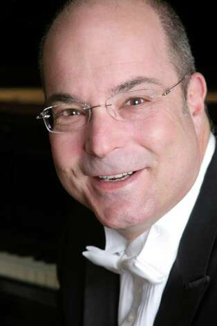 Pianist Norman Krieger will perform with the Stamford Symphony Orchestra for two concerts this weekend. For more information, visit www.stamfordsymphony.org. Photo: Contributed Photo / Stamford Advocate Contributed