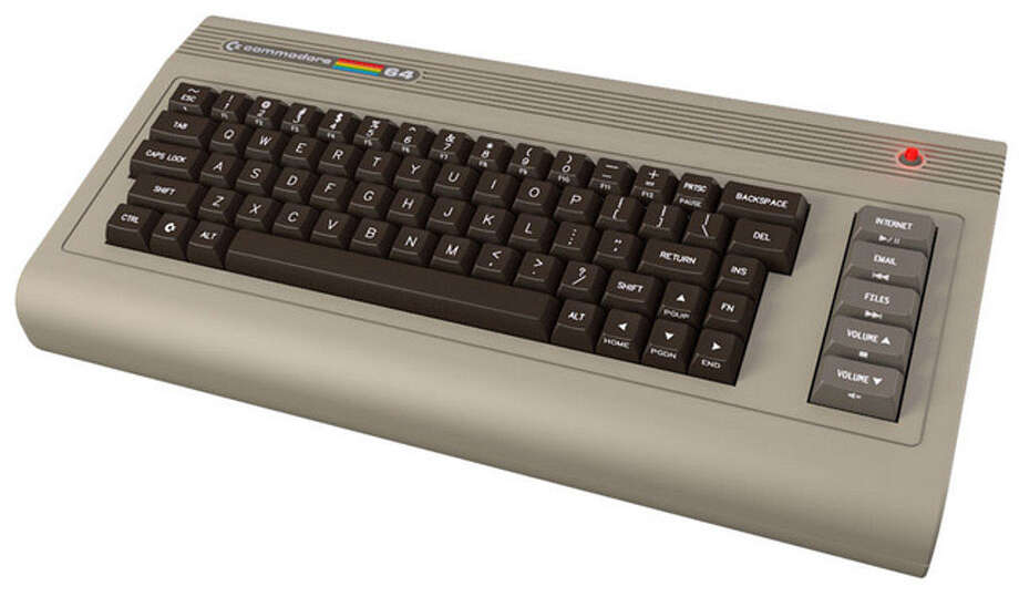 The new iteration of the Commodore 64. (Courtesy photo) Photo: Commodore / Commodore