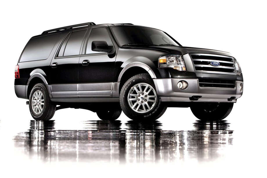 The 2011 Ford Expedition is a full-size, eight-passenger, truck-style sport utility vehicle.