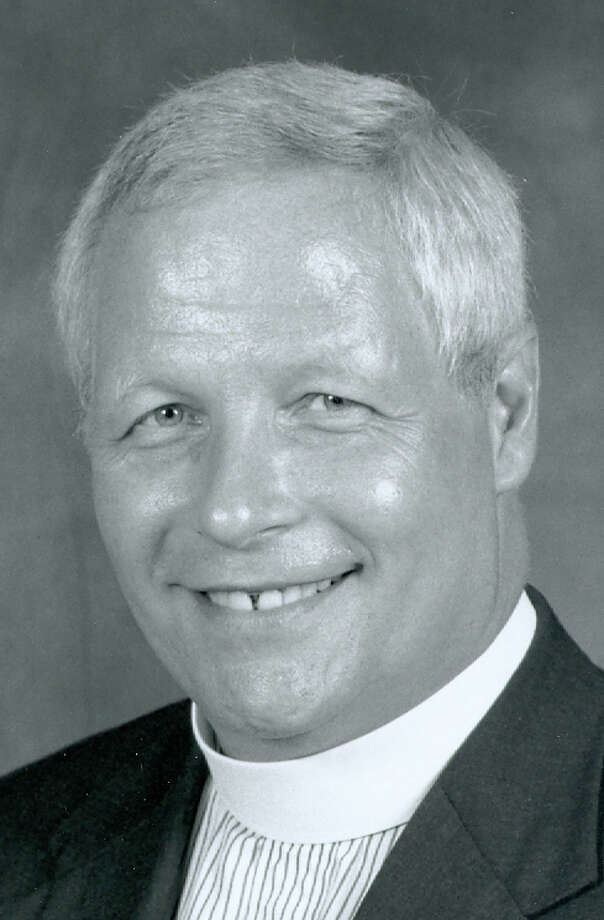 Rev. John H. Branson is the rector of Christ & Holy Trinity Episcopal Church in Westport. Photo: Contributed Photo / Westport News contributed