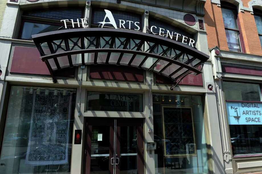 The Arts Center of the Capital Region in Troy. (Skip Dickstein/Times Union) Photo: SKIP DICKSTEIN / 2008