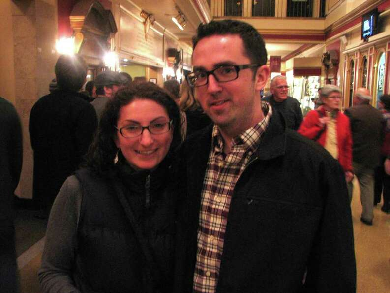 Were you seen at David Sedaris at Proctors?