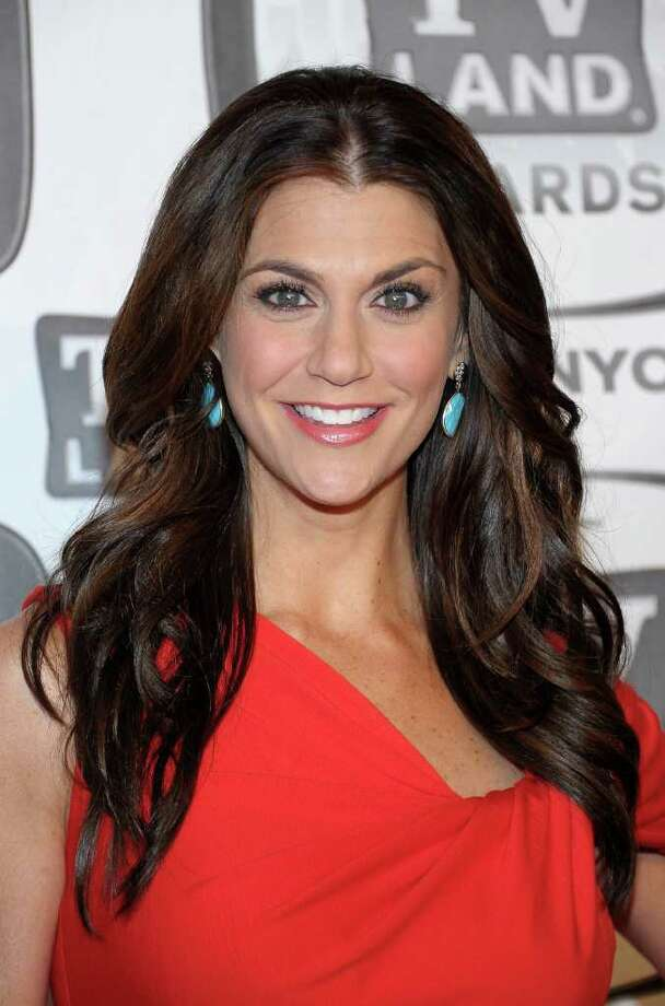 NEW YORK, NY - APRIL 10: TV personality Samantha Harris attends the 9th Annual TV Land Awards at the Javits Center on April 10, 2011 in New York City.  (Photo by Michael Loccisano/Getty Images) *** Local Caption *** Samantha Harris Photo: Michael Loccisano, Getty Images / 2011 Getty Images