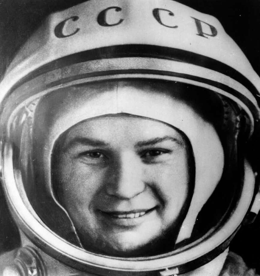 50 years ago, on June 16,1963, Valentina Tereshkova of the then Soviet Union became the first woman in space, blasting into orbit aboard Vostok 6. Click on to read and see more about Tereshkova and the women who followed in her footsteps. Photo: Central Press, Getty Images / Hulton Archive