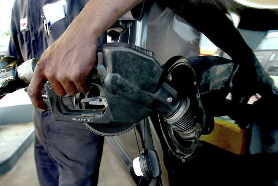 Gasoline in Beaumont is almost 23 percent higher than a year ago ó 30 percent nationally with mid-May to mid-June being typically when motorists see prices peak. Tammy McKinley/The Enterprise Photo: TAMMY MCKINLEY / Beaumont