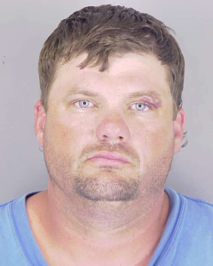 Shane Leger, 36, was arrested Tuesday. Photo provided by the Jefferson County Sheriff's Office