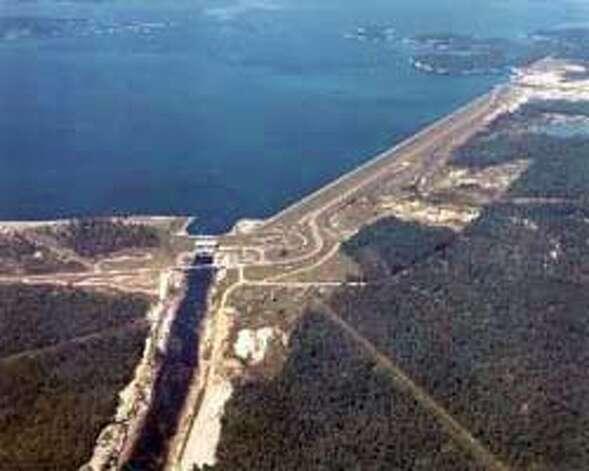 Toledo bend reservoir drought advisory beaumont enterprise for Toledo bend fishing report