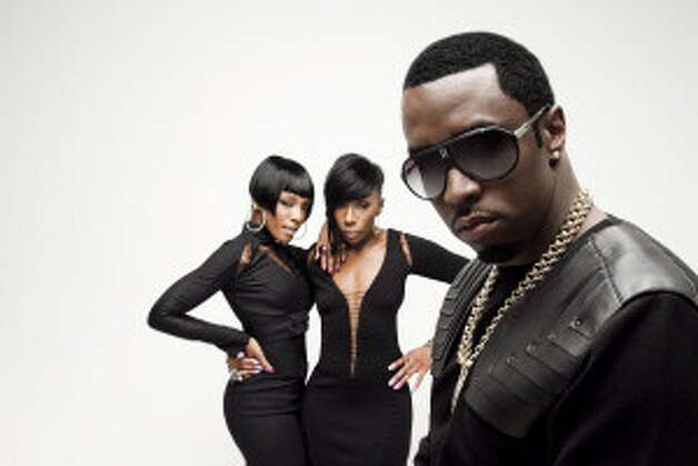 Hip-hop star Diddy, also known as Sean Combs, will appear April 20 at the MGM Grand Theater at Foxwoods, along with sultry soul singers Dawn Richard and Kalenna Harper. The three have formed a trio called Dirty Money. Photo: Contributed Photo/Travis Shinn, Contributed Photo / The News-Times Contributed