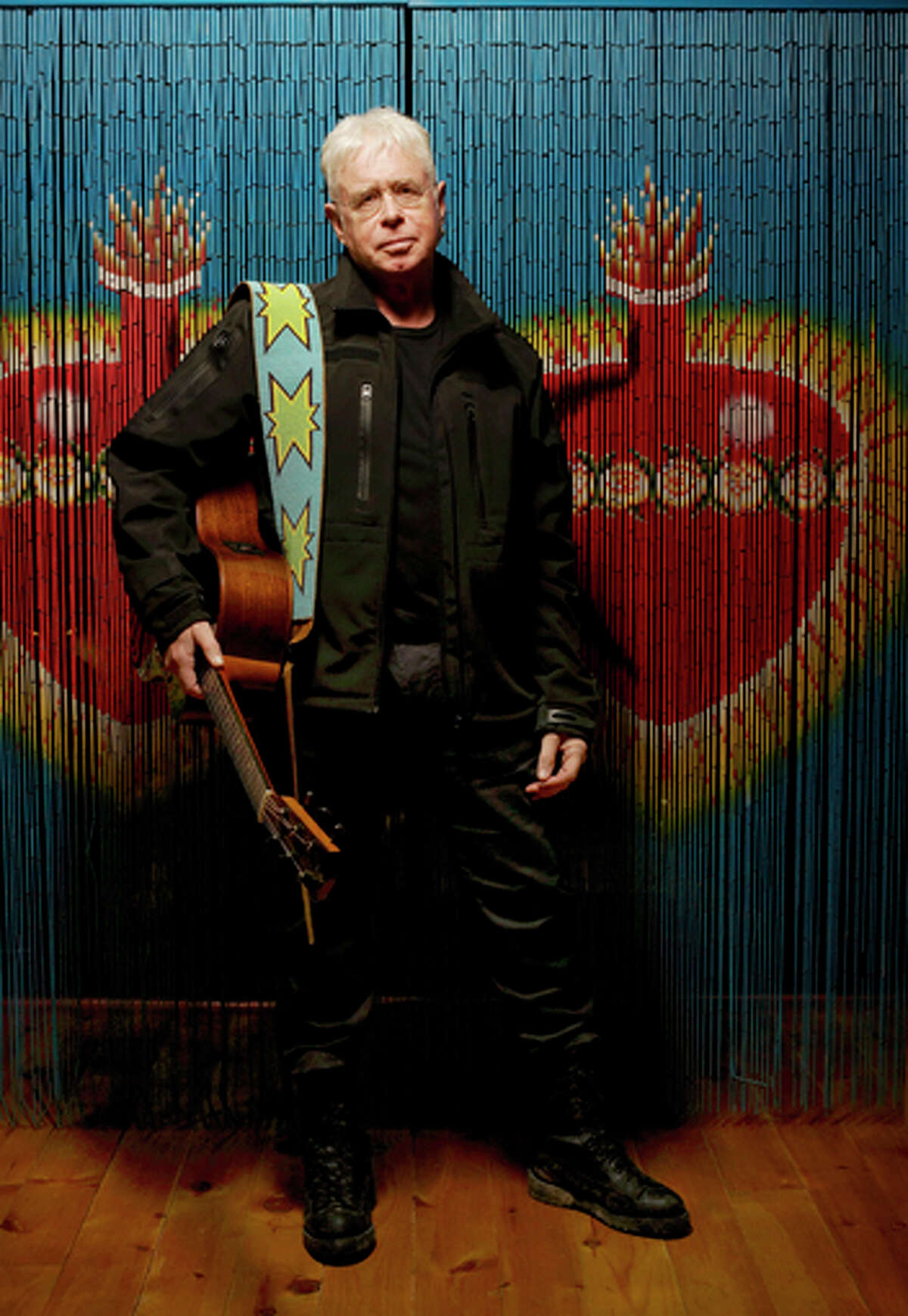 Bruce Cockburn (Photo by Kevin Kelly)
