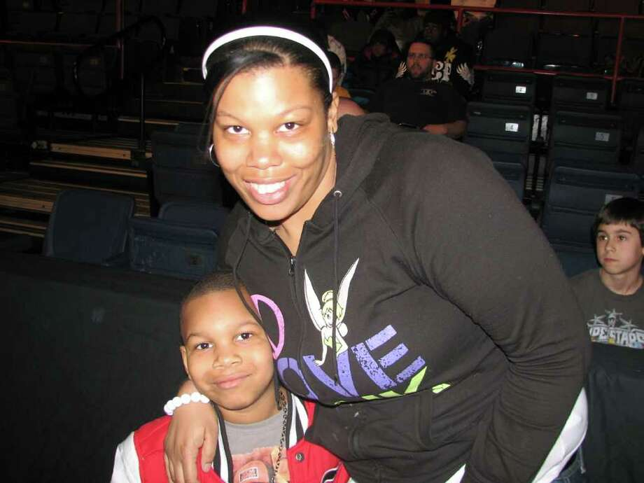 Were you Seen at the WWE on Tuesday at the Times Union Center? Photo: Kristi L. Gustafson