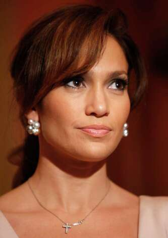 FILE - In this Sept. 16, 2009 file photo, Jennifer Lopez attends a news conference on Capitol Hill in Washington to discuss education in the Latino community. Photo: AP