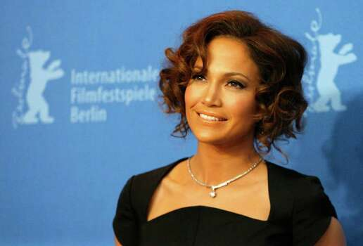 U.S. actress Jennifer Lopez poses during a photo-call for her movie 'Bordertown' at the 57th International Film Festival Berlin 'Berlinale' in Berlin, Thursday, Feb. 15, 2007. Photo: MARKUS SCHREIBER, AP / AP