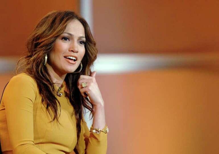 Jennifer Lopez, executive producer of