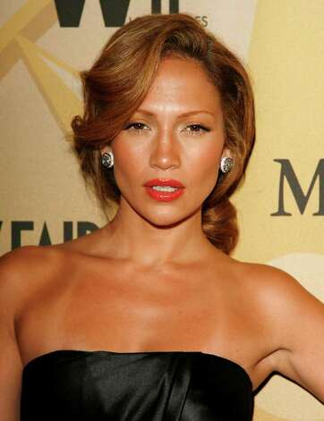 Crystal Awards Honoree, Jennifer Lopez arrives to the Women in Film 2006 Crystal + Lucy Awards held at The Hyatt Regency Century Plaza Hotel & Spa, Tuesday June 6, 2006, in the Century City section of Los Angeles. Photo: CHRIS POLK, AP / AP