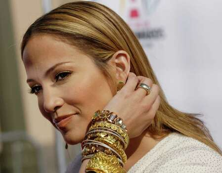 Jennifer Lopez arrives for the 2006 National Council of La Raza ALMA Awards in Los Angeles, Sunday, May 7, 2006. Photo: CHRIS PIZZELLO, AP / AP