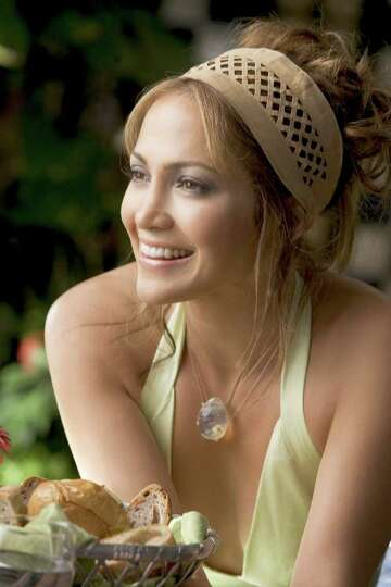 CONEXION -- Jennifer Lopez in 'Monster in Law'. courtesy photo.