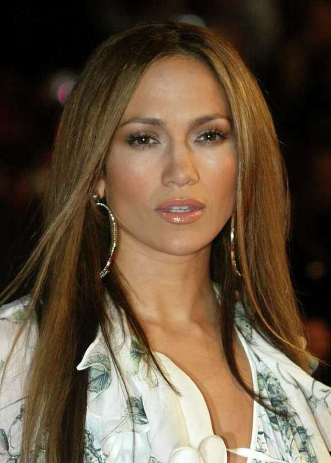 U.S. singer Jennifer Lopez arrives at the Cannes festival palace, to take part in the NRJ awards ceremony, Saturday, Jan. 22, 2005, in Cannes, southern France. Photo: LIONEL CIRONNEAU, AP / AP
