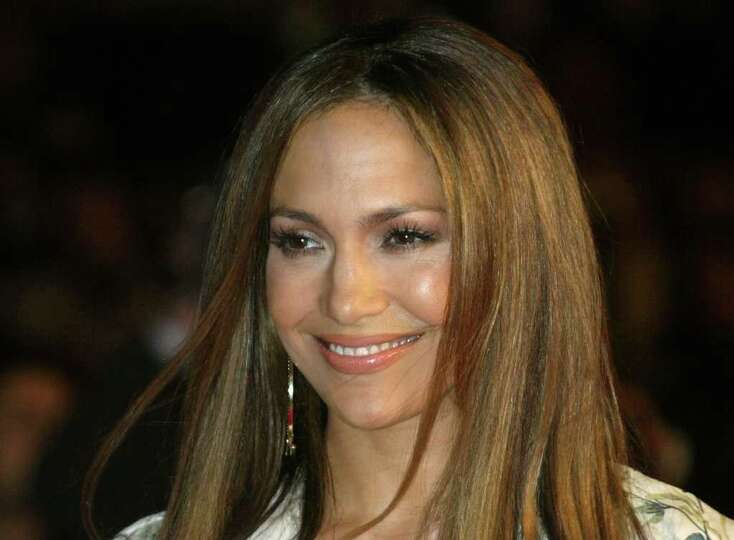 U.S. singer Jennifer Lopez arrives at the Cannes festival palace, to take part in the NRJ awards cer