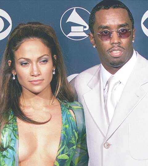 P.Diddy and Jennifer Lopez