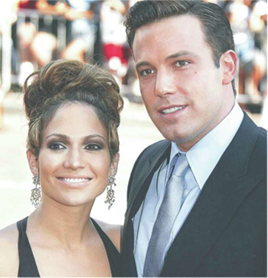 Ben Affleck and Jennifer Lopez Photo: Agencia Reforma