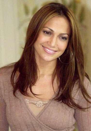 ** FILE ** Jennifer Lopez poses at the Kempinski Hotel Atlantic in Hamburg, Germany, in this Sept. 2