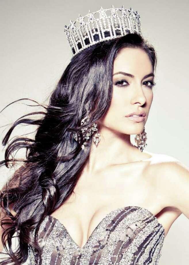 CONEXION -- Ana Rodriguez, Miss Texas 2011. courtesy photo