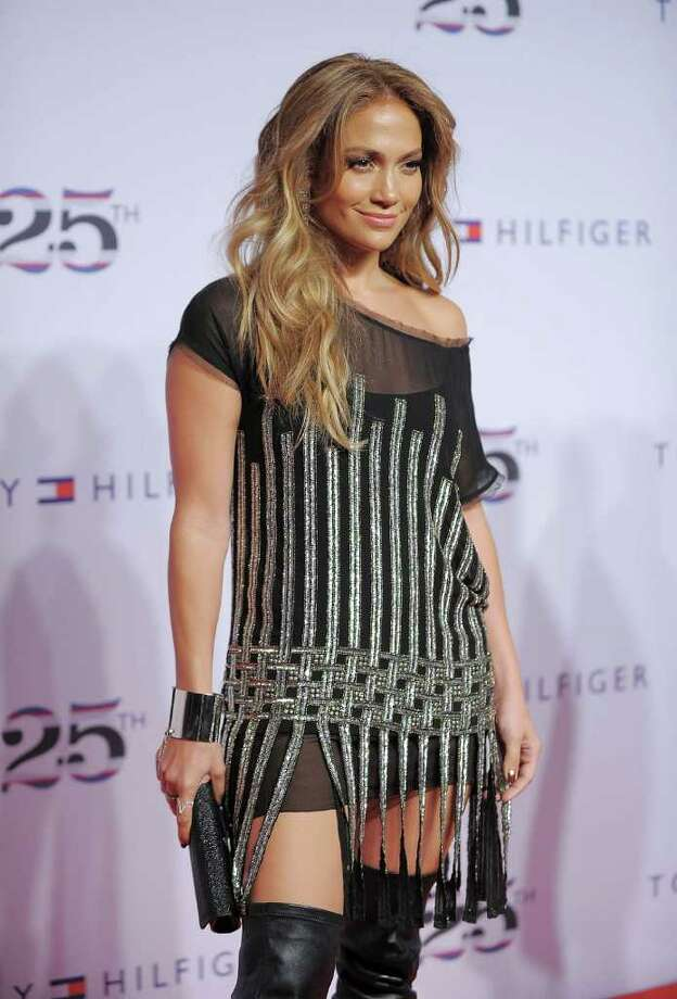 NEW YORK - SEPTEMBER 12:  Actress and singer Jennifer Lopez attends the Tommy Hilfiger 25th anniversary celebration at The Metropolitan Opera House on September 12, 2010 in New York City.  (Photo by Michael Loccisano/Getty Images) *** Local Caption *** Jennifer Lopez Photo: Michael Loccisano, Getty Images / 2010 Getty Images