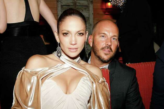 NEW YORK - SEPTEMBER 13: Jennifer Lopez and Kevin Kollenda attend a post VMA dinner at The Waverly Inn on September 13, 2009 in New York City. (Photo by Gabriela Maj/Getty Images) *** Local Caption *** Jennifer Lopez;Kevin Kollenda Photo: Gabriela Maj, Getty Images / 2009 Getty Images
