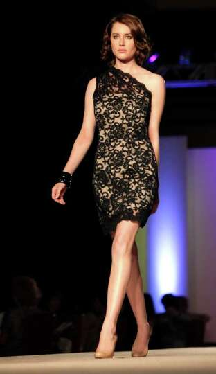 SA life -Fashion design by Kadie Plummer at the University of the Incarnate Word The Cutting Edge Fi