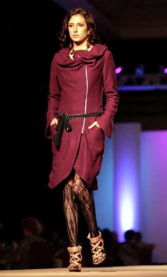 SA life - Fashion by Andrea Sepulveda, Best of Show winner at University of the Incarnate Word The C