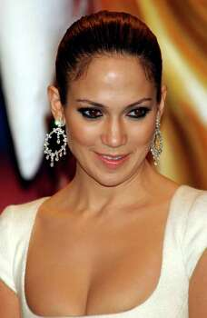 MADRID, SPAIN - FEBRUARY 23: Jennifer Lopez attends the Premiere of the new Pepsi Advertisement at Circulo de Belles Artes on February 23, 2005 in Madrid, Spain. The advert is set in the mystical underworld of Hong Kong and stars Jennifer Lopez, Beyonce Knowles and David Beckham. (Photo by Carlos Alvarez/Getty Images) *** Local Caption *** Jennifer Lopez Photo: Carlos Alvarez, Getty Images / 2005 Getty Images