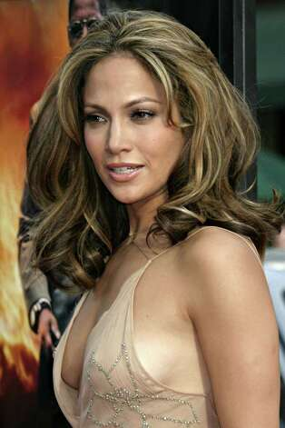 "WESTWOOD, CA - APRIL 18:  Actress Jennifer Lopez attends Regency Enterprises and Twentieth Century Fox's ""Man on Fire"" Premiere at Mann National theatre April 18, 2004 in Westwood, California. Photo: Giulio Marcocchi, Getty Images / 2004 Getty Images"
