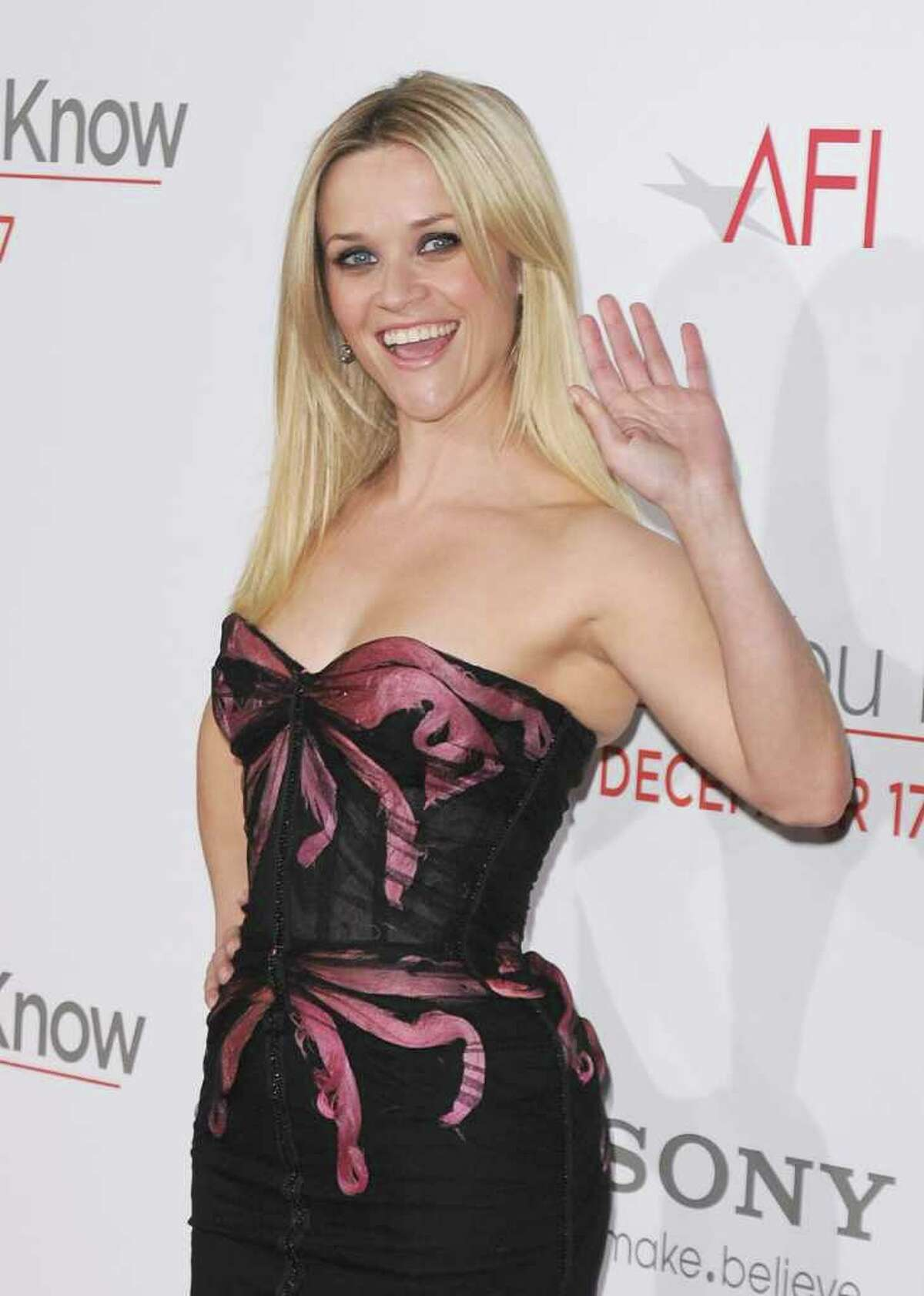 People Magazines Most Beautiful People of 2011: Actress Reese Witherspoon